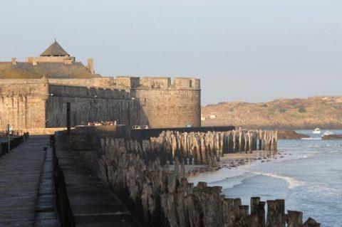 Visite de St Malo Intra Muros