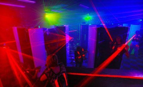ACTIVITÉ ANNULÉE // Laser Game à Rennes