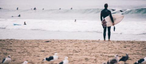 SLVie St Malo – Cours de surf
