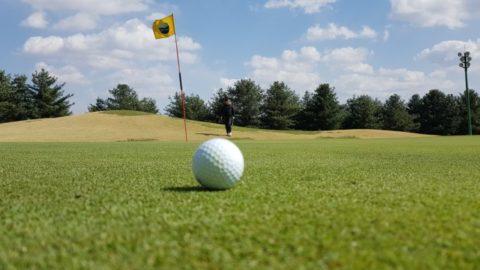 Initiation à destination des nouveaux golfeurs