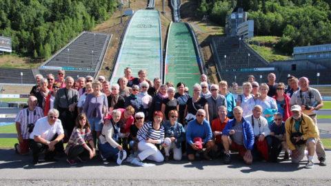 Circuit en Norvège du 6 au 13 juin