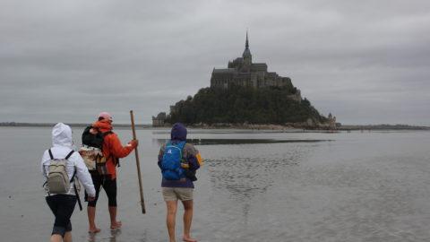 Balade dans la Baie du Mont Saint Michel