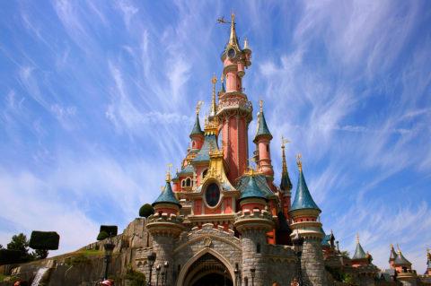 Journée à Disneyland ou Parc Astérix