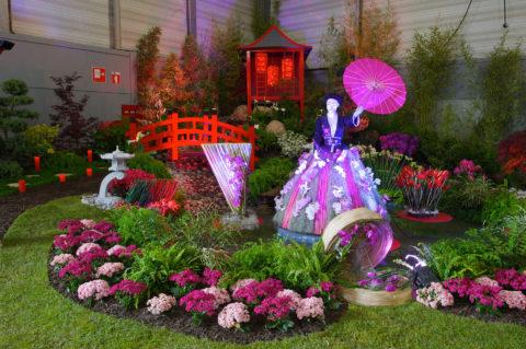 Floralies à Nantes – Départ des Côtes d'Armor