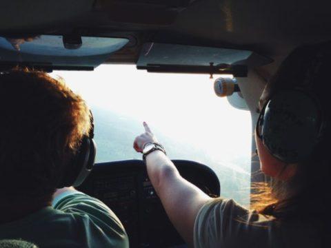 Vol en hélicoptère Baie de St Brieuc