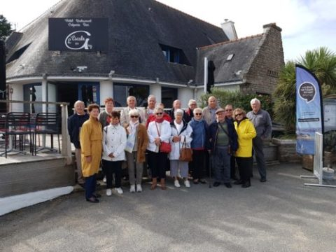 Balade dans le golfe du Morbihan